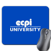 Full Color Mousepad-ECPI University Stacked