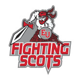 Medium Decal-Fighting Scots Athletic Mark, 8 inches tall