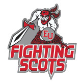 Large Decal-Fighting Scots Athletic Mark, 12 inches tall