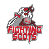 Small Decal-Fighting Scots Athletic Mark, 6 inches tall