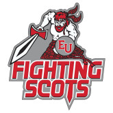 Extra Large Decal-Fighting Scots Athletic Mark, 12 inches tall