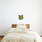 1 ft x 1 ft Fan WallSkinz-Bobcat Head