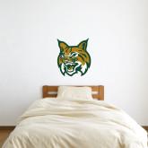2 ft x 2 ft Fan WallSkinz-Bobcat Head