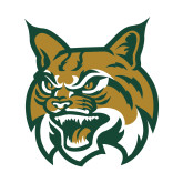 Small Decal-Bobcat Head, 6 inches tall