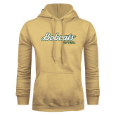 Champion Vegas Gold Fleece Hoodie-Softball Script
