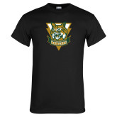 Black T Shirt-Primary Athletic Mark