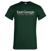 Dark Green T Shirt-Primary Mark