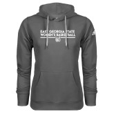 Adidas Climawarm Charcoal Team Issue Hoodie-East Georgia Womens Basketball