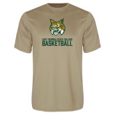 Performance Vegas Gold Tee-Basketball