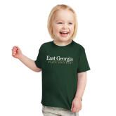Toddler Dark Green T Shirt-Primary Mark