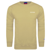 Champion Vegas Gold Fleece Crew-Primary Mark
