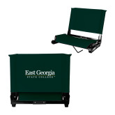 Stadium Chair Dark Green-Primary Mark