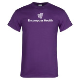 Purple T Shirt-EH Stacked