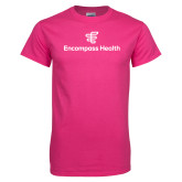 Cyber Pink T Shirt-EH Stacked