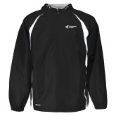 Holloway Hurricane Black/White Pullover-EH Vertical