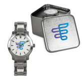 Mens Stainless Steel Fashion Watch-EH Symbol