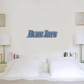 6 in x 2 ft Fan WallSkinz-Blue Jays Wordmark