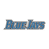Large Decal-Blue Jays Wordmark, 12 inches wide