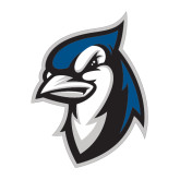 Large Decal-Blue Jays Mascot, 12 inches tall