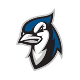 Small Decal-Blue Jays Mascot, 6 inches tall