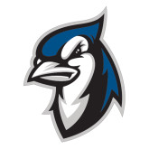 Extra Large Decal-Blue Jays Mascot, 18 inches tall