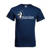 Navy T Shirt-Blue Jays