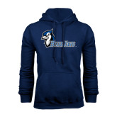 Navy Fleece Hoodie-Blue Jays