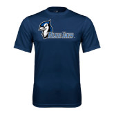 Performance Navy Tee-Blue Jays
