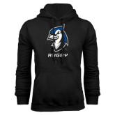 Black Fleece Hoodie-Rugby