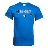 Royal T Shirt-Belt and Shoes Wrestling