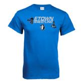 Royal T Shirt-Belt and Shoes Wrestling