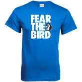 Royal T Shirt-Fear the Bird