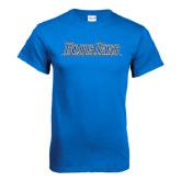 Royal T Shirt-Blue Jays Wordmark