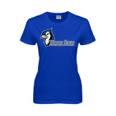 Ladies Royal T Shirt-Blue Jays