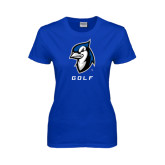 Ladies Royal T Shirt-Golf