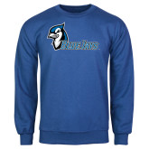 Royal Fleece Crew-Blue Jays