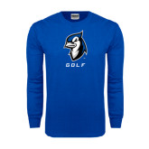 Royal Long Sleeve T Shirt-Golf