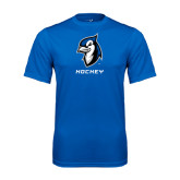 Performance Royal Tee-Hockey