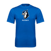 Syntrel Performance Royal Tee-Rugby