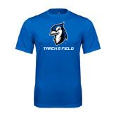 Performance Royal Tee-Track & Field