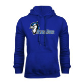 Royal Fleece Hoodie-Blue Jays