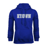 Royal Fleece Hoodie-Etown