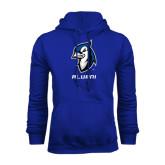 Royal Fleece Hood-Alumni
