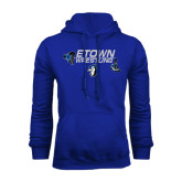 Royal Fleece Hoodie-Belt and Shoes Wrestling