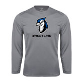Performance Steel Longsleeve Shirt-Wrestling