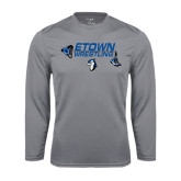 Performance Steel Longsleeve Shirt-Belt and Shoes Wrestling