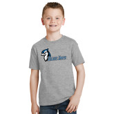Youth Grey T-Shirt-Blue Jays