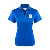 Ladies Royal Performance Fine Jacquard Polo-Official Logo