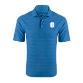 Sapphire Horizontal Textured Polo-Official Logo