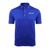 Royal Dry Mesh Polo-Blue Jays Wordmark